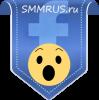 Facebook - Лайки (смайлик Ух ты!)